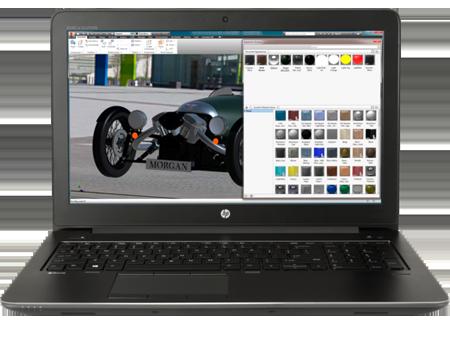 HP Zbook-15-G4