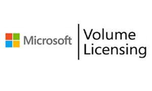 microsoft volume licenses