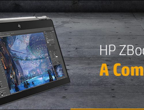 HP ZBook Studio x360 : A Complete Review