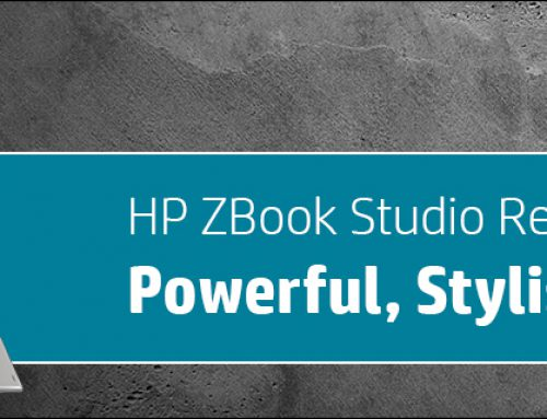HP ZBook Studio Review : Powerful, Stylish and Durable